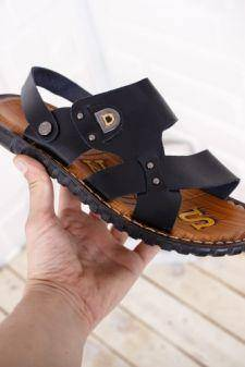 Sandale Burseco negre