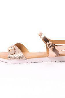 Sandale Dama Amazon Bronz