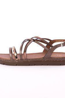 Sandale Dama Flexa Gri
