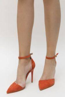 Sandale Dober Portocalii