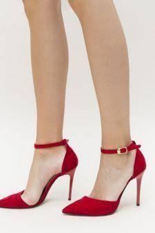 Sandale Dober Rosii