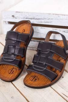 Sandale Dorani negre