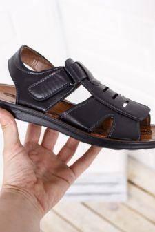Sandale Ecorin negre