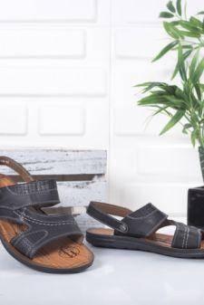 Sandale Franli negre