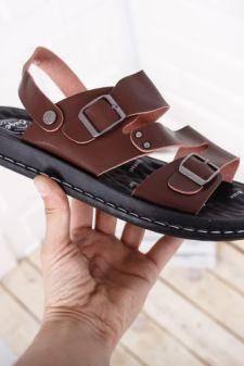 Sandale Genabo maro