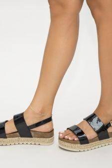Sandale Gulas Negre 2