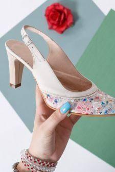 Sandale Piele Bitomi bej