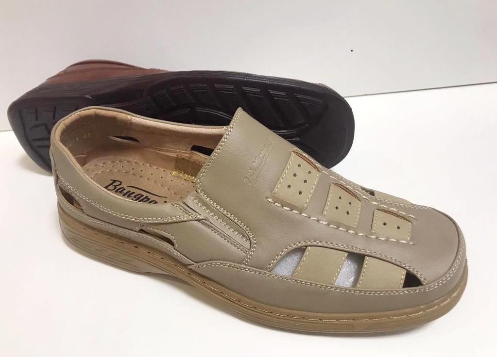 Sandale barbati khaki Razvan