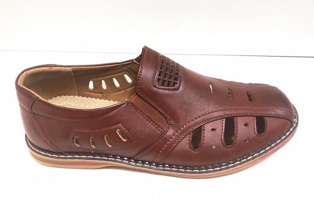 Sandale barbati maro Darius