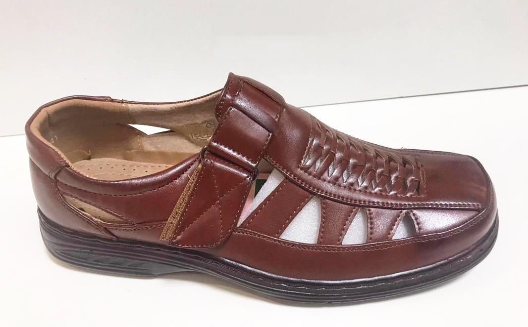 Sandale barbati maro Radu2