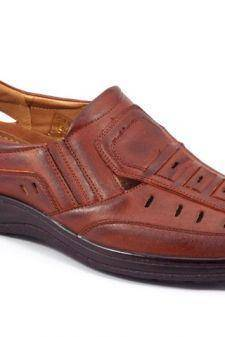 Sandale barbati maro Tanos