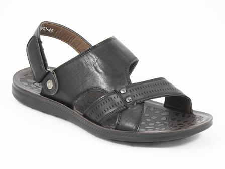 Sandale barbati negre Daryus