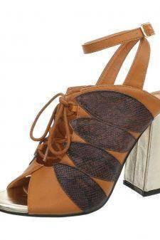 Sandale cu design original
