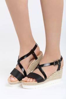 Sandale cu platforma Alexis Negre