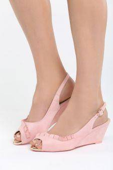 Sandale cu platforma Childish Roz
