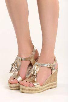 Sandale cu platforma Gabriela Aurii