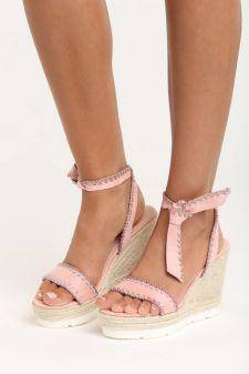 Sandale cu platforma Giovana Roz