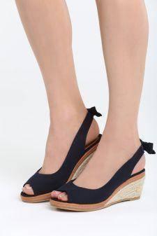 Sandale cu talpa ortopedica Laguna Navi