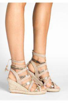 Sandale cu talpa ortopedica Odesse Bej