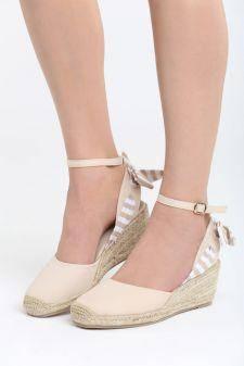 Sandale cu talpa ortopedica Quizarra Bej