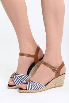 Sandale cu talpa ortopedica Siruela Navy