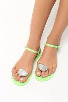Sandale dama Abigaia Verzi