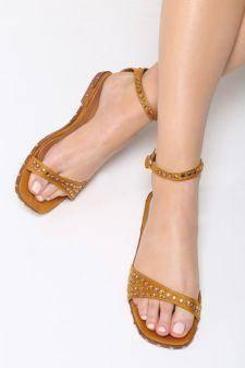 Sandale dama Altares Galbene