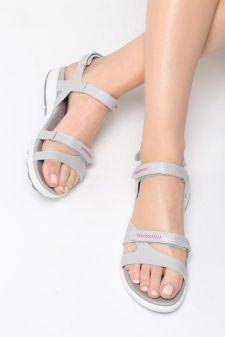 Sandale dama Bellas Gri