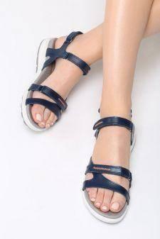 Sandale dama Bellas Navy