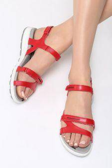 Sandale dama Bellas Rosii