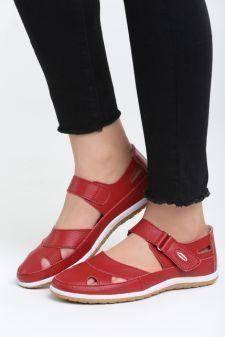 Sandale dama Branch Rosii