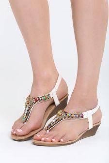 Sandale dama Brasilia Albe
