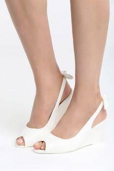 Sandale dama Caravan Albe