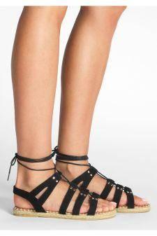 Sandale dama Cate Negre