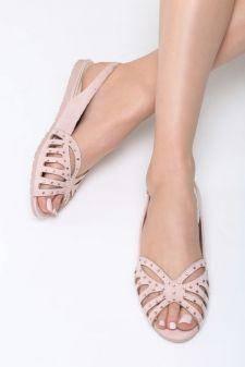 Sandale dama Criolla Roz