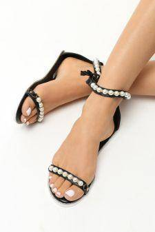 Sandale dama Daiana Negre