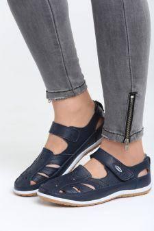Sandale dama Dot Albastre