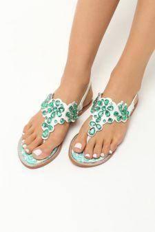 Sandale dama Florentina Mint