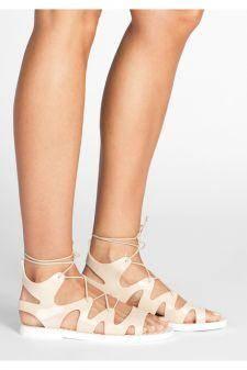 Sandale dama Frida Bej