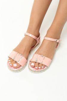 Sandale dama Geanina Roz