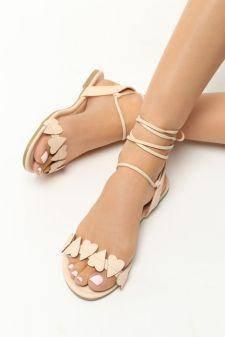 Sandale dama Ivona Bej