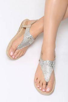 Sandale dama Naseby Aurii