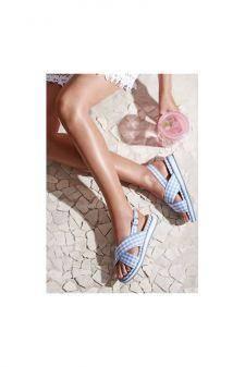 Sandale dama Picnic Albastre