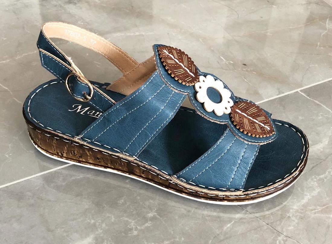 Sandale dama albastre Dina