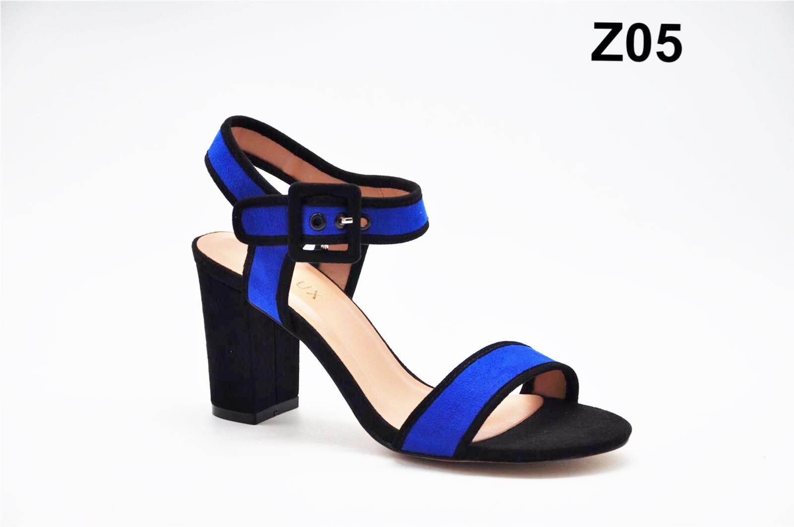Sandale dama albastre Laura
