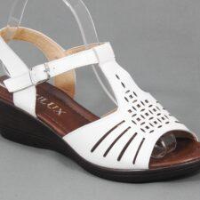 Sandale dama albe Alice
