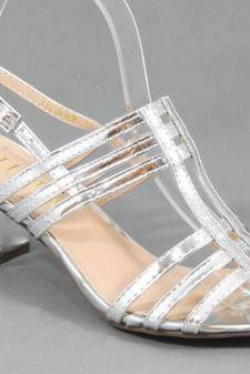 Sandale dama argintii Mara