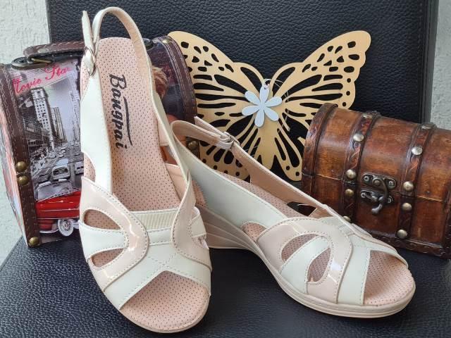 Sandale dama bej Adina2