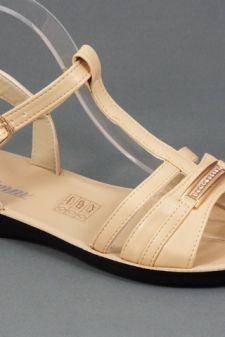 Sandale dama bej Calina