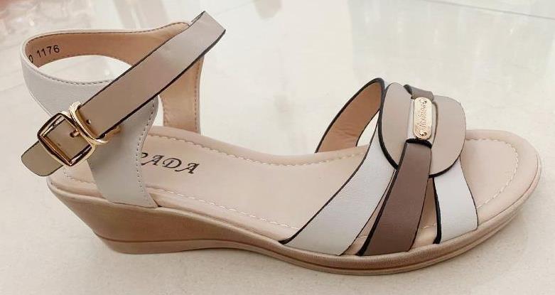 Sandale dama bej Carine